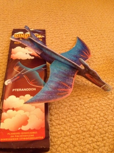 First, Pteranodon. Why do people insist on these rubbishy bat wing fingers?!